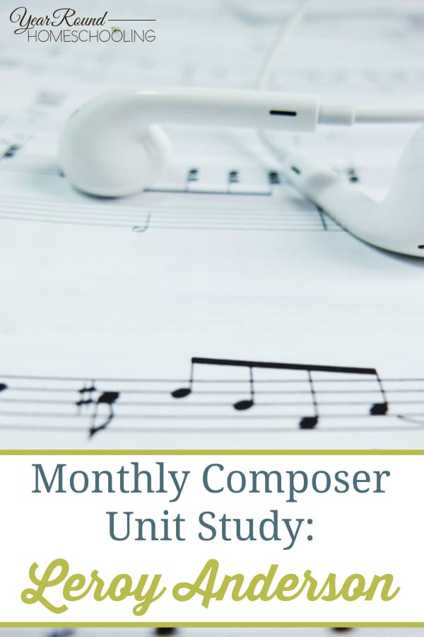 Monthly Composer Unit Study: Tchaikovsky | Best of Year ...
