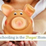 Year Round Homeschooling is the Frugal Homeschool Option