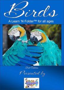 Birds - A Learn 'N Folder