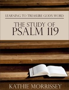 The Study of Psalm 119