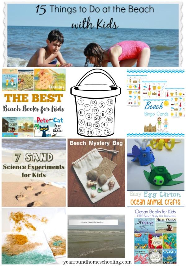 Beach Study Resources