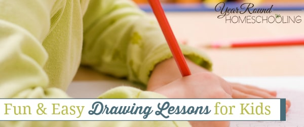 draw it, art instruction books, art curriculum, drawing lessons, drawing books, art class, homeschool art class, homeschool, homeschooling