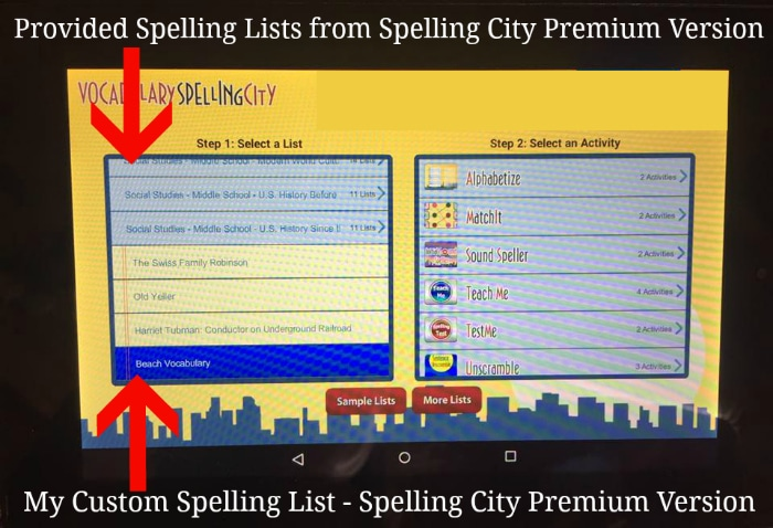 spelling city, spelling, make spelling fun, homeschool, homeschooling