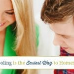 Year Round Homeschooling is the Easiest Way to Homeschool Your Children