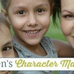 Our Children's Character Matters