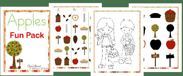 Apples Fun Pack