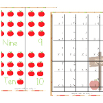 Apples Math Pack