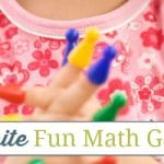 Our Favorite Fun Math Games
