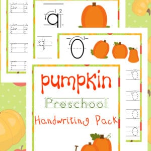 pumpkin preschool handwriting, pumpkin preschool, preschool handwriting, pumpkin, preschool, handwriting