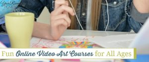 Fun Online Video Art Courses for All Ages