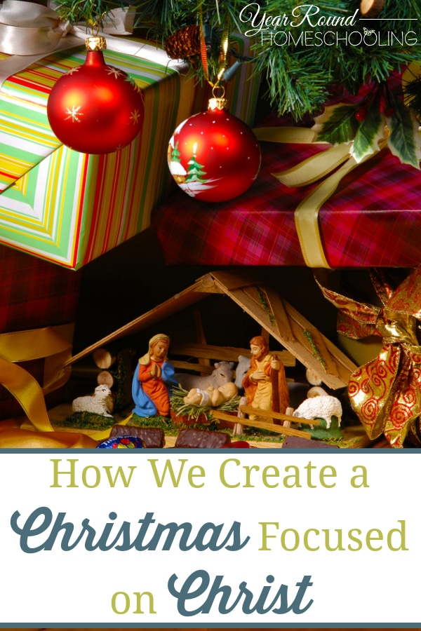 Christmas, Christ