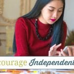 3 Steps to Encourage Independent Learning