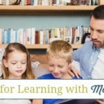 Create a Love for Learning with Morning Time