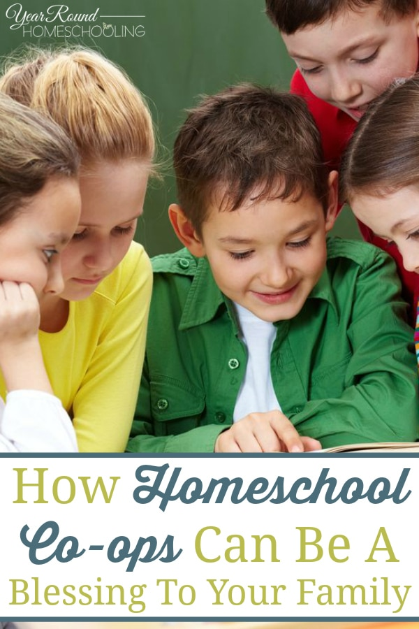 homeschool co-ops can be a blessing, homeschool co-ops