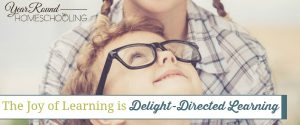 The Joy of Learning is Delight-Directed Learning