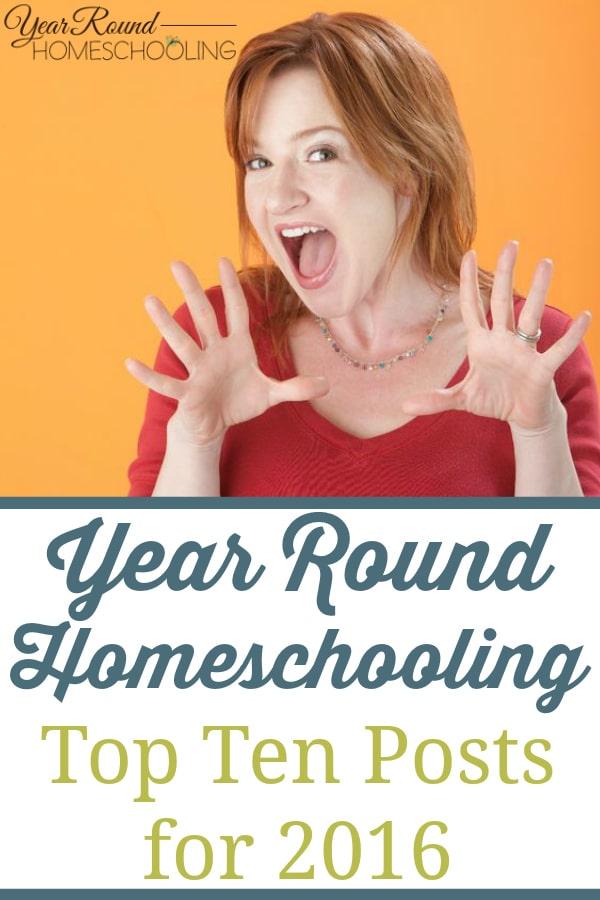 year round homeschooling top ten posts, top ten year round homeschooling posts, top ten posts for year round homeschooling