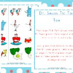 Free Dr. Seuss Game Pack
