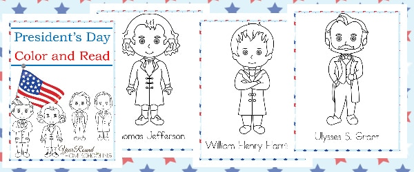 President's Day coloring pages, President's Day color, President's Day reading, President's Day read, President's Day learning, President's Day