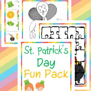 St. Patrick's Day Fun Pack, St. Patrick's Day Fun, St. Patrick's Day Games, St. Patrick's Day Coloring Pages, St. Patrick's Day Bingo, St. Patrick's Day Puzzles, St. Patrick's Day