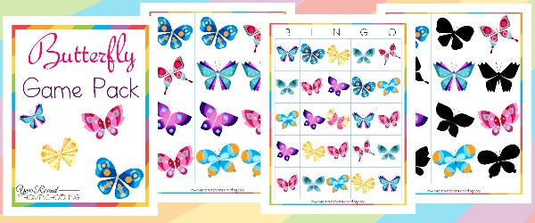 Butterfly Game Pack