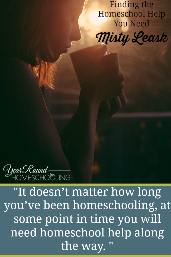 finding homeschool help, homeschool help, homeschool mom help