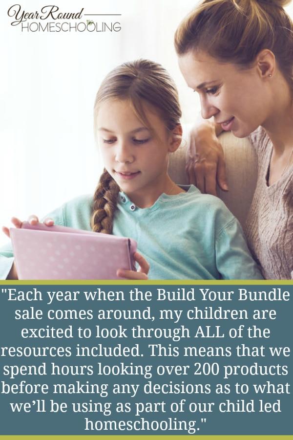 build your bundle curriculum, build your bundle, high school