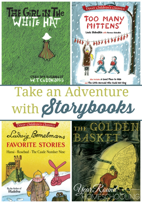 storybook adventures, storybooks, adventure