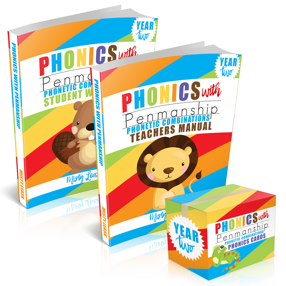 Phonics with Penmanship Year Two