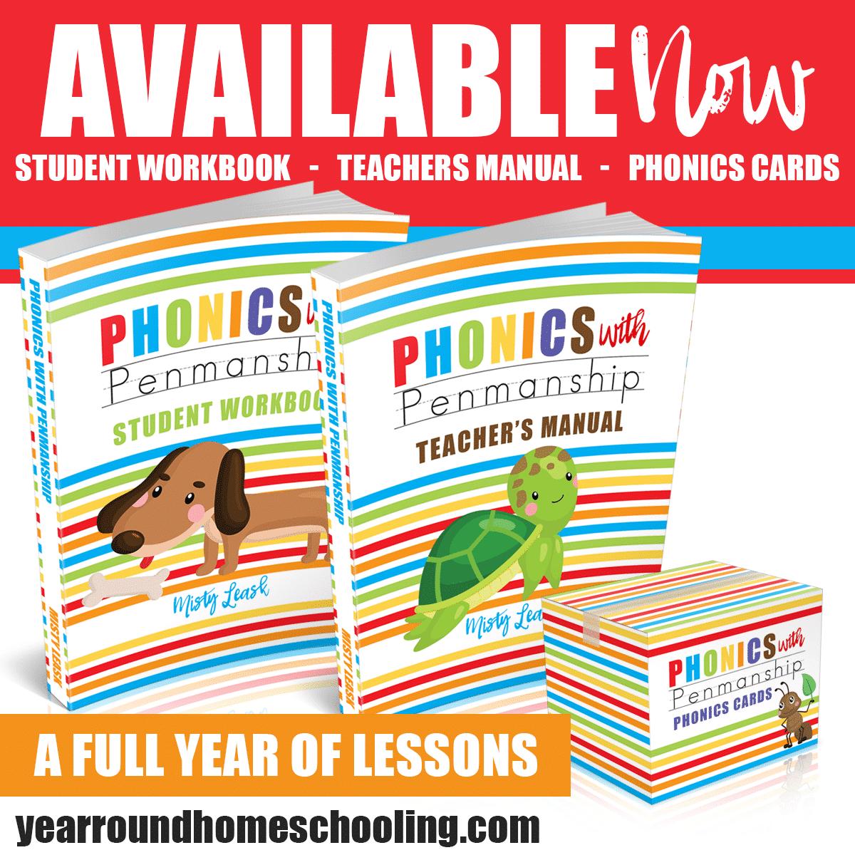 preschool phonics, prek phonics, phonics curriculum
