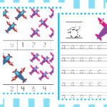 A is for Airplane Activity Pack