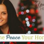 Exemplify the Peace Your Home Needs