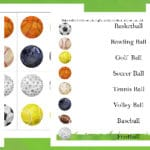 A as in Ball Activity Pack