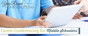Career Conferencing for Middle Schoolers