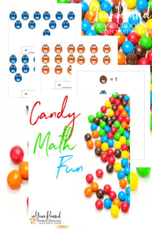 Candy Math Pack