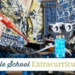 Choosing Middle School Extracurricular Activities