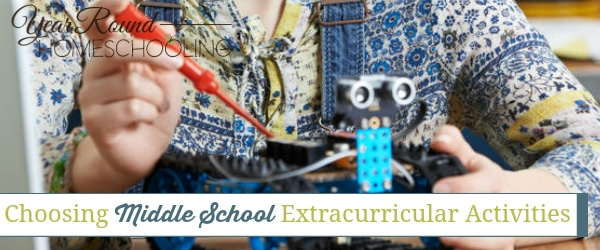 middle school extra curricular activities, extra curricular middle school activities, homeschooling middle school, homeschool middle school, middle school, middle schooler