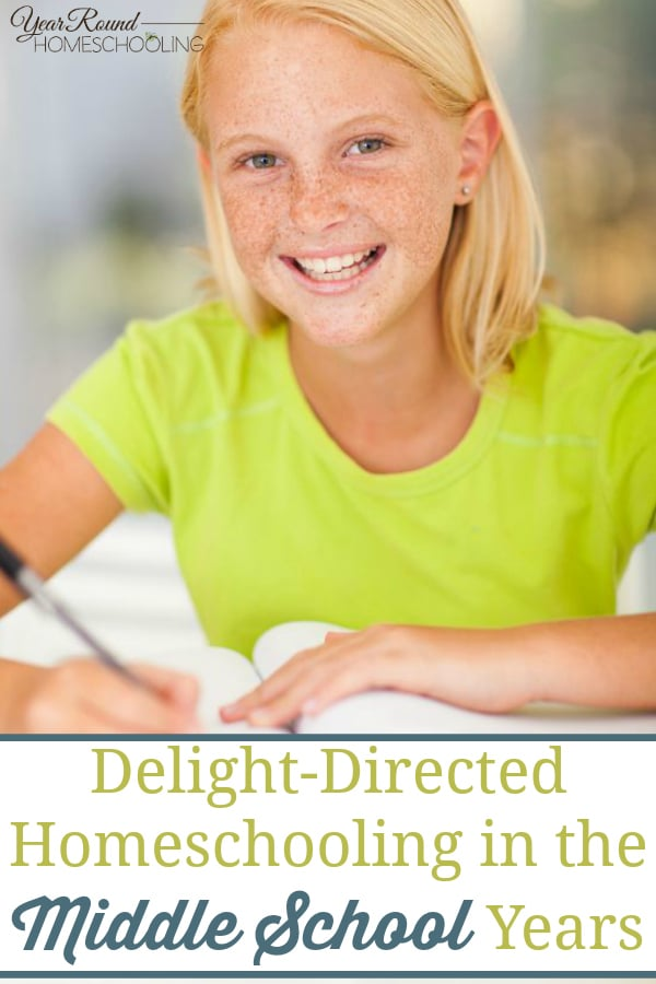 middle school delight directed, delight directed middle school, homeschooling middle school, homeschool middle school, middle school, middle schooler