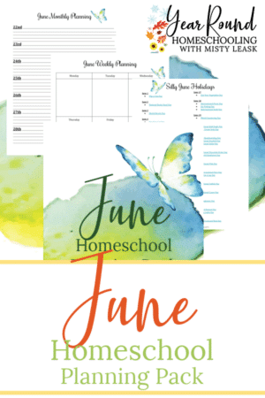 June Planning Pack
