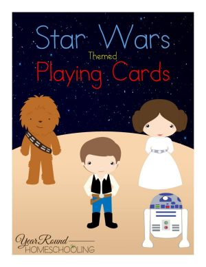 Star Wars Cards Pack