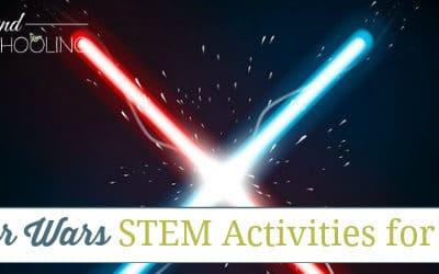 15 Star Wars STEM Activities for Kids
