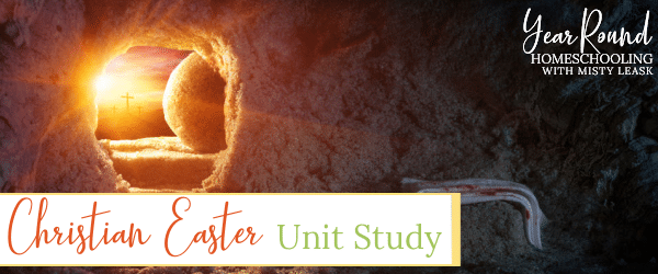 story of easter unit study, unit study easter story, easter story unit study, story of easter, easter story, easter