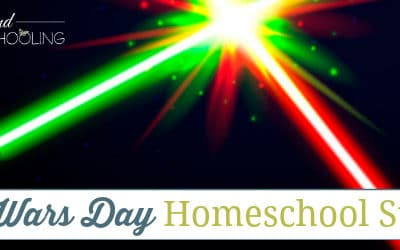 Star Wars Day Homeschool Style