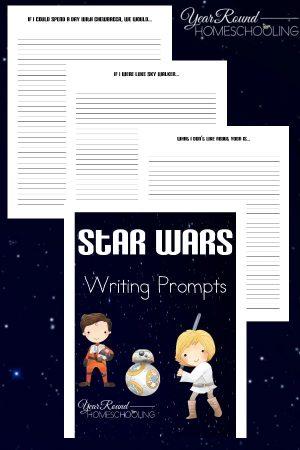 Star Wars Writing Prompts