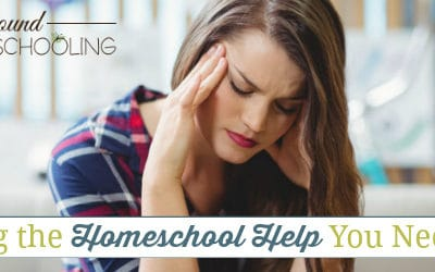 Finding the Homeschool Help You Need