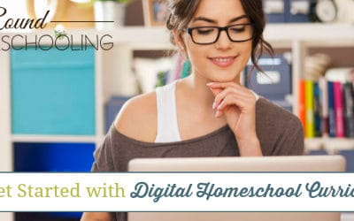 How to Get Started with Digital Homeschool Curriculum