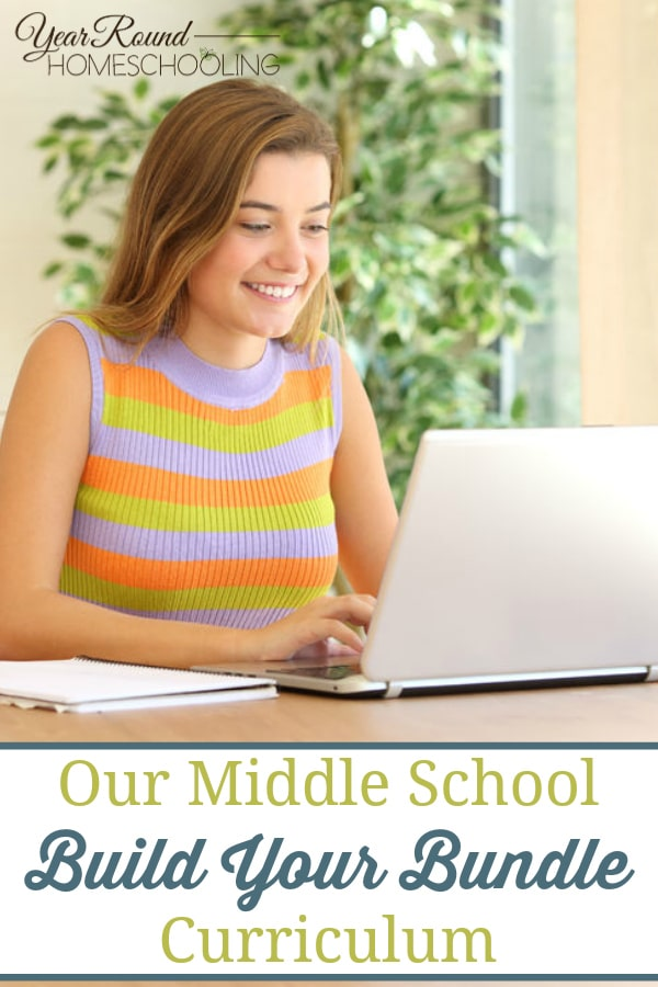 middle school build your bundle sale curriculum, build your bundle sale middle school curriculum, build your bundle curriculum
