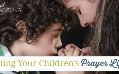 Cultivating Your Children's Prayer Life