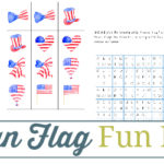 American Flag Fun Pack