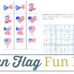 American Flag Fun Pack