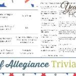 The Pledge of Allegiance Trivia Pack